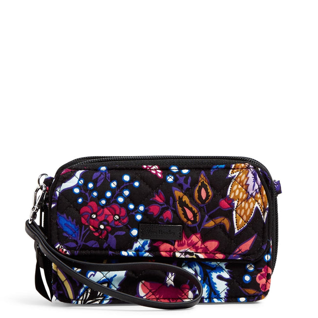 RFID All in One Crossbody-Foxwood-Image 1-Vera Bradley