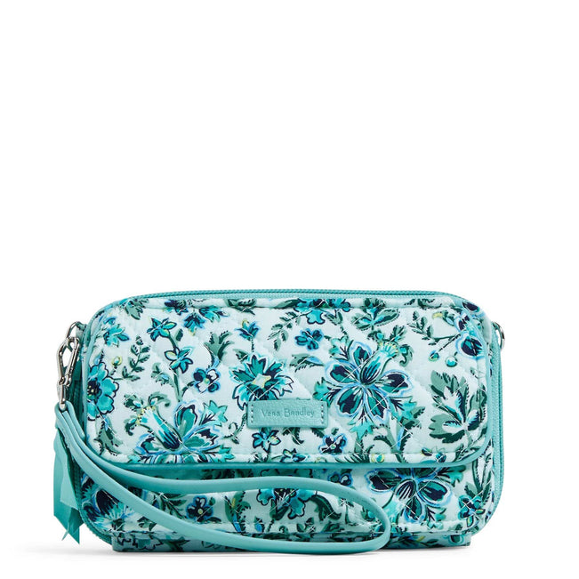 RFID All in One Crossbody-Cloud Vine-Image 1-Vera Bradley