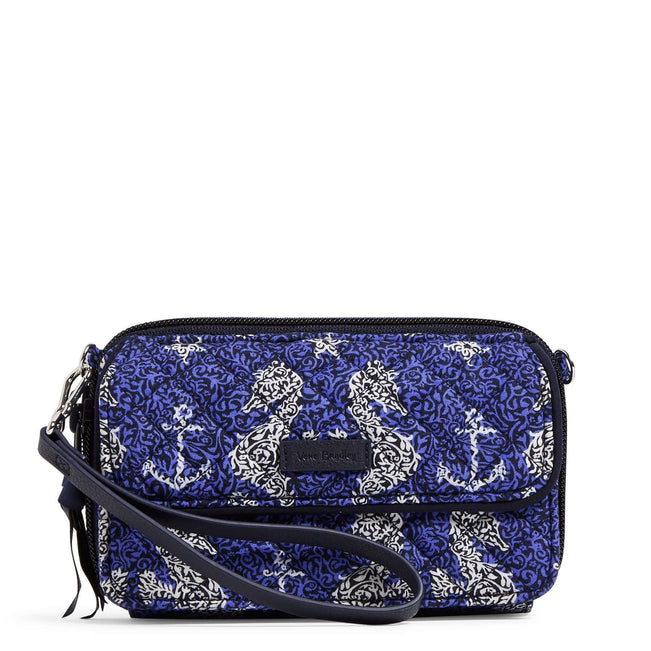 RFID All in One Crossbody-Seahorse of Course-Image 1-Vera Bradley