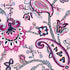 Mini Notebook with Pocket-Felicity Paisley Pink-Image 2-Vera Bradley