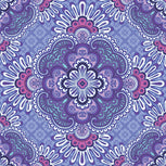 Purple Passion Quilt King-Lilac Tapestry-Image 5-Vera Bradley