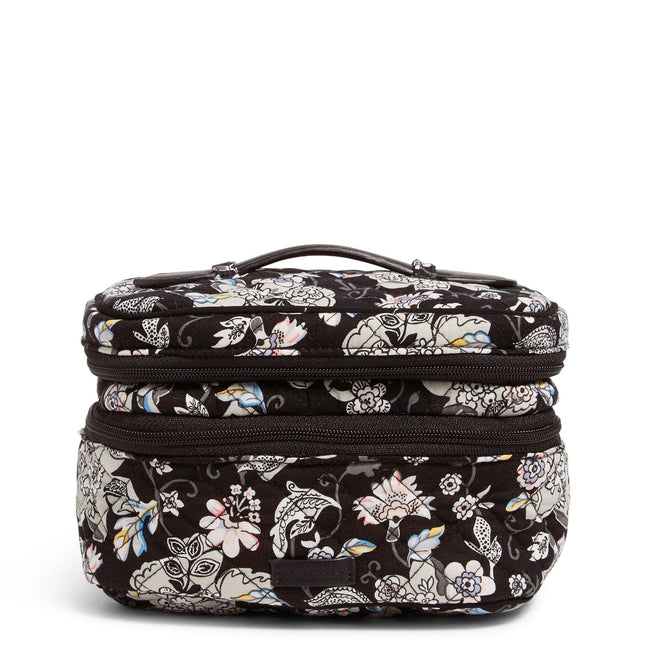 Jewelry Train Case-Holland Garden-Image 1-Vera Bradley
