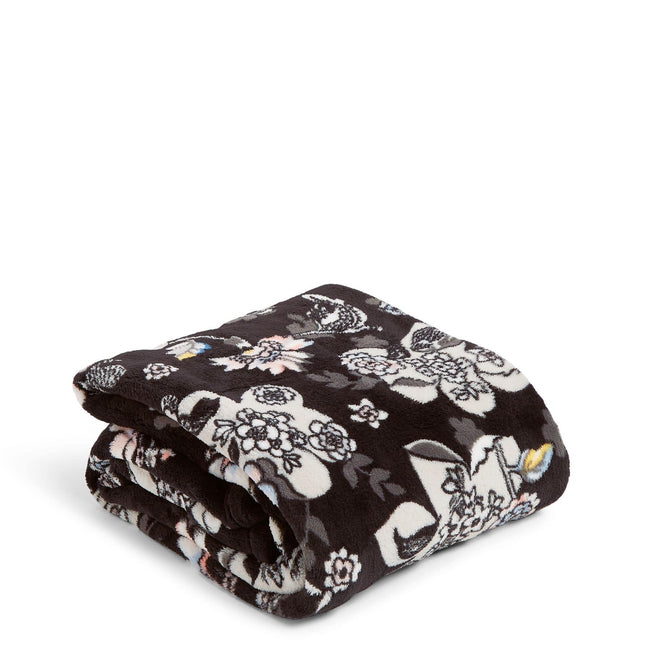 Plush Throw Blanket-Holland Garden-Image 1-Vera Bradley