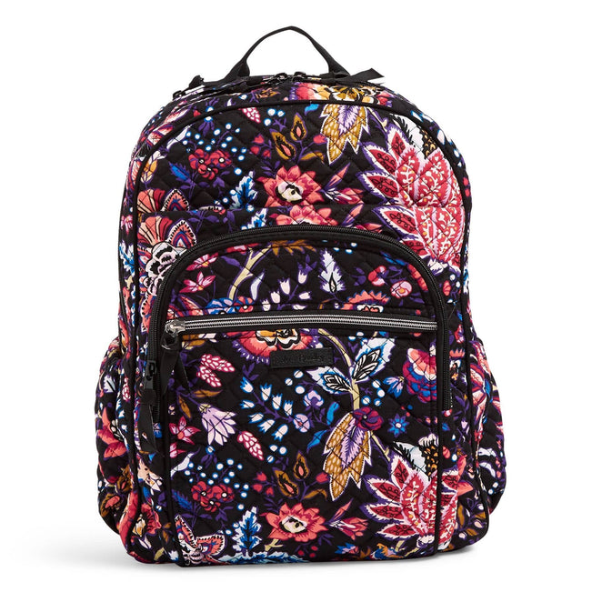 XL Campus Backpack-Foxwood-Image 1-Vera Bradley