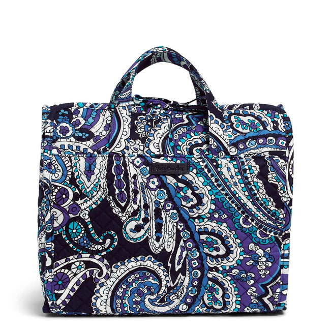 Grand Hanging Organizer-Deep Night Paisley-Image 1-Vera Bradley