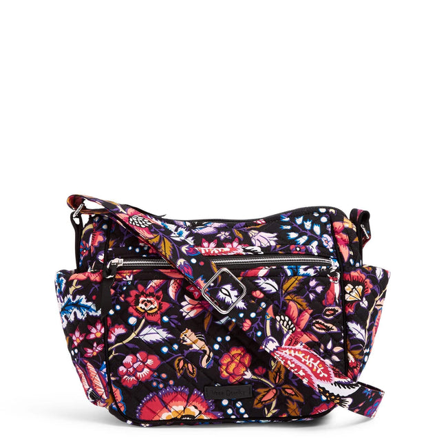 On the Go Crossbody-Foxwood-Image 1-Vera Bradley