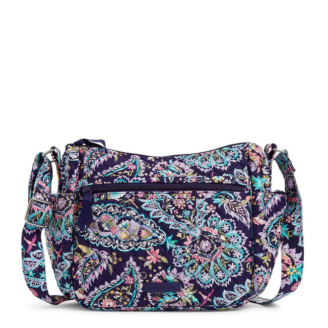 On the Go Crossbody-French Paisley-Image 1-Vera Bradley