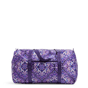 Vera Bradley Packable Duffel Travel Bag