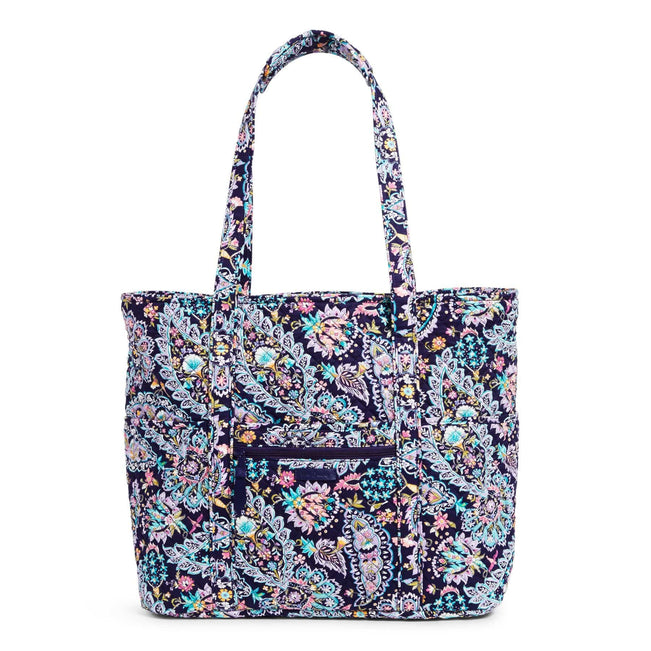 Get Carried Away Tote Bag-French Paisley-Image 1-Vera Bradley