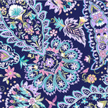 Get Carried Away Tote Bag-French Paisley-Image 4-Vera Bradley