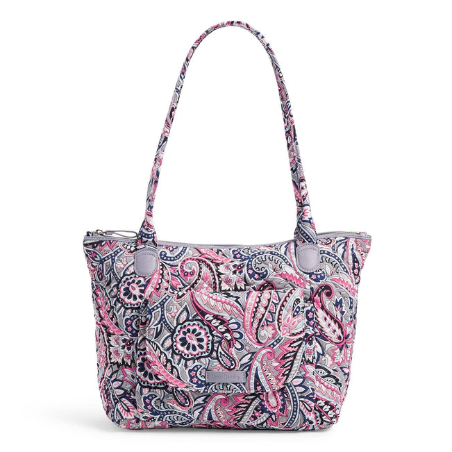 Carson East West Tote Bag-Gramercy Paisley-Image 1-Vera Bradley