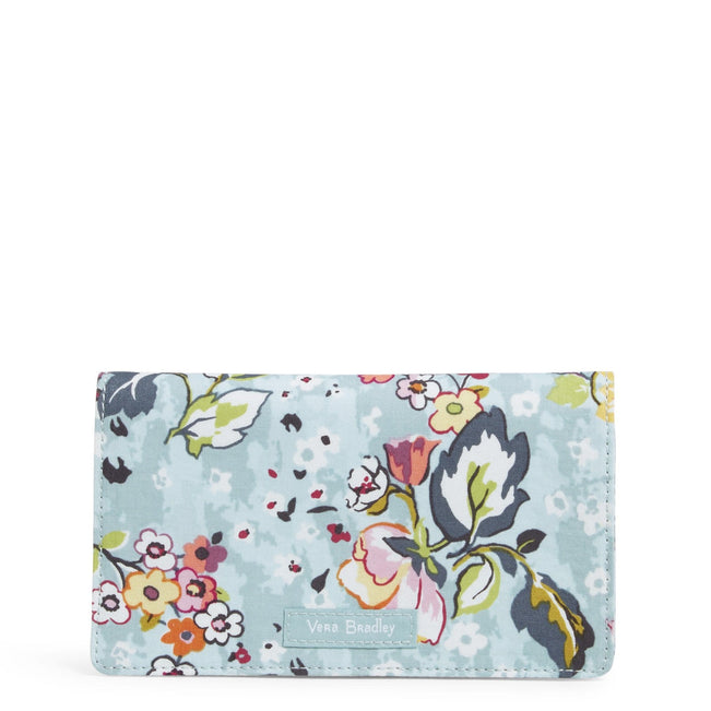 Checkbook Cover-Floating Garden-Image 1-Vera Bradley