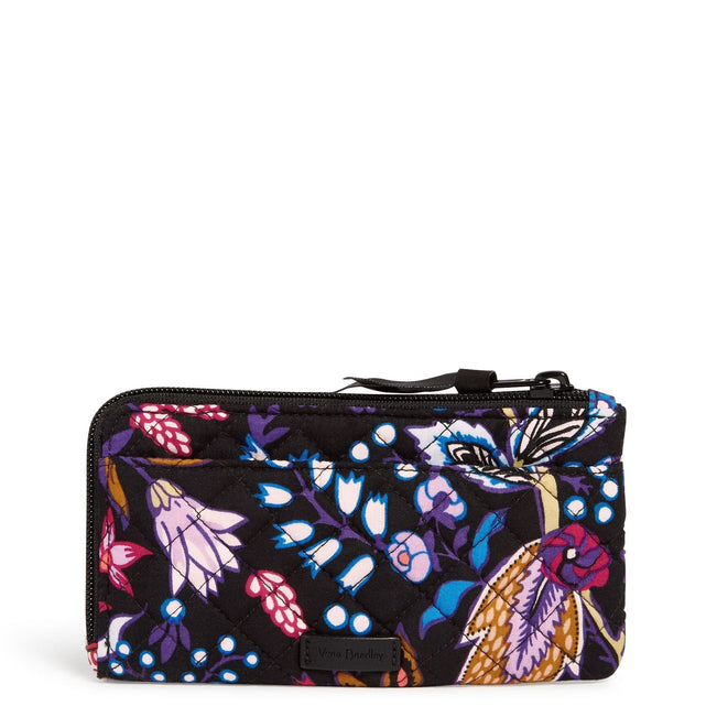 RFID Ultimate Card Case-Foxwood-Image 1-Vera Bradley