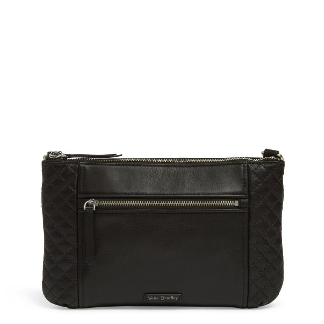 Carryall Small Crossbody-Gallatin Black-Image 1-Vera Bradley