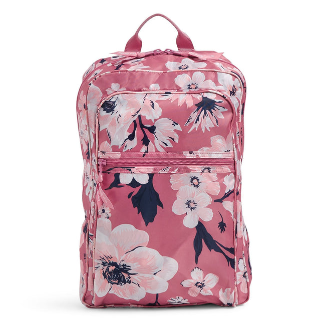 Packable Backpack-Strawberry Grand Garden-Image 1-Vera Bradley
