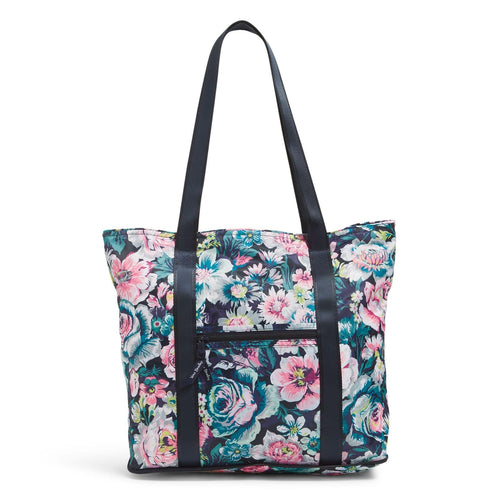 Packable Tote Bag-Garden Grove-Image 1-Vera Bradley