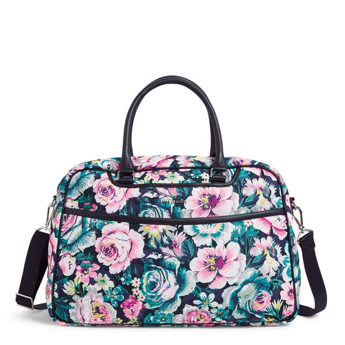 Lay Flat Weekender Travel Bag-Garden Grove-Image 1-Vera Bradley
