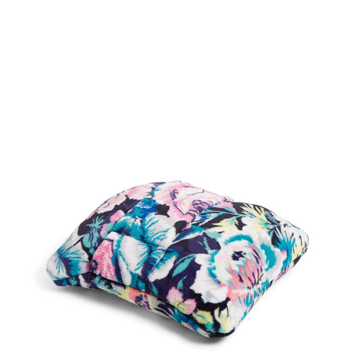 Plush Fleece Travel Blanket-Garden Grove-Image 1-Vera Bradley