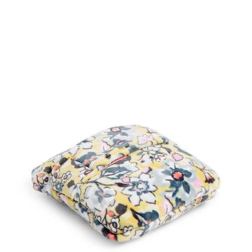 Plush Fleece Travel Blanket-Sunny Garden-Image 1-Vera Bradley