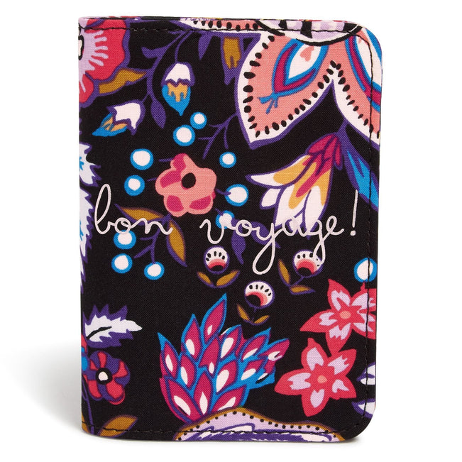 Passport Cover-Foxwood-Image 1-Vera Bradley