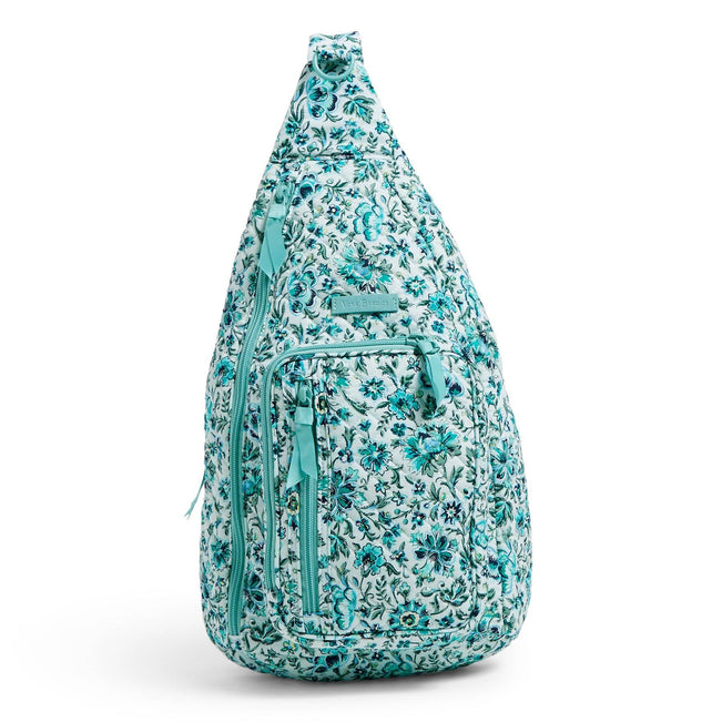 Sling Backpack-Cloud Vine-Image 1-Vera Bradley