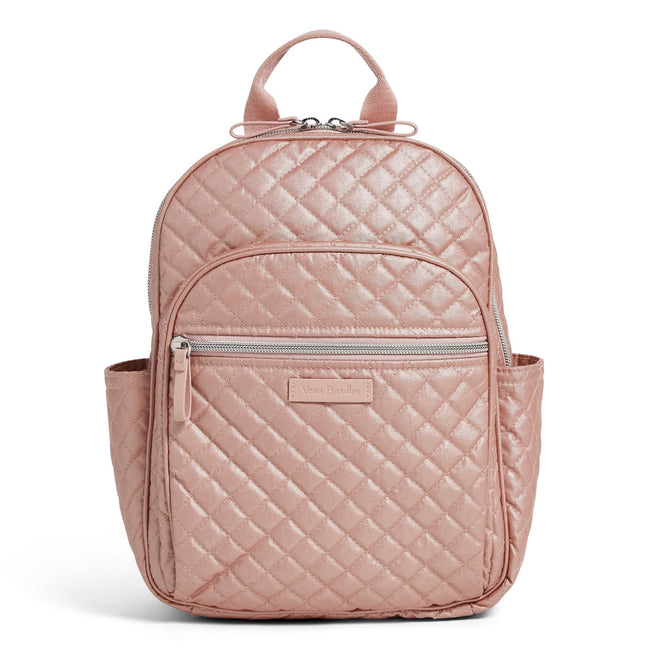 Small Backpack-Rose Quartz-Image 1-Vera Bradley