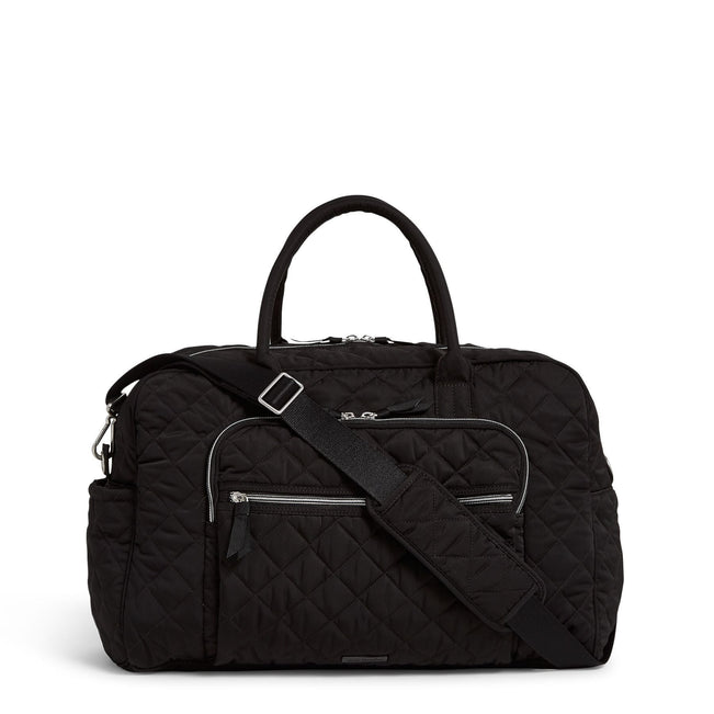 Weekender Travel Bag-Performance Twill Black-Image 1-Vera Bradley