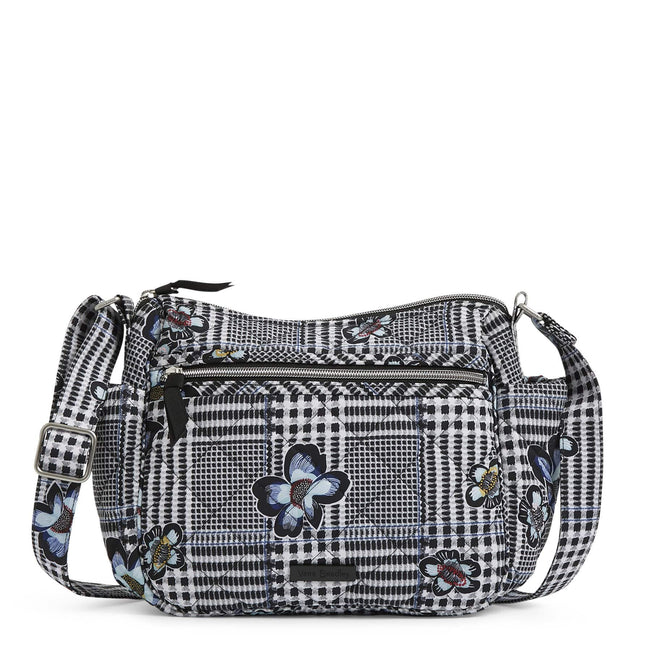 On the Go Crossbody Bag-Bedford Plaid-Image 1-Vera Bradley