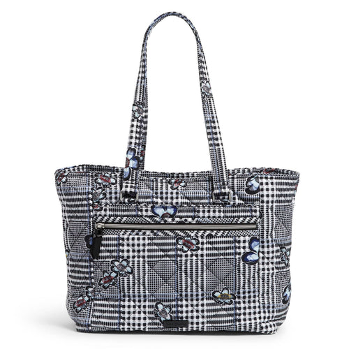 Work Tote Bag-Bedford Plaid-Image 1-Vera Bradley
