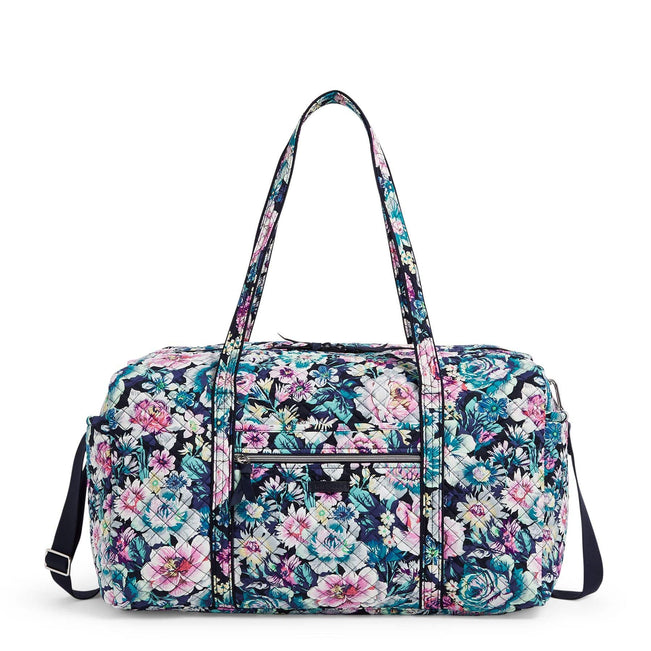 Large Travel Duffel Bag-Garden Grove-Image 1-Vera Bradley