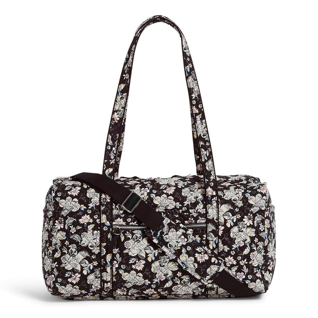 Medium Travel Duffel Bag-Holland Garden-Image 1-Vera Bradley