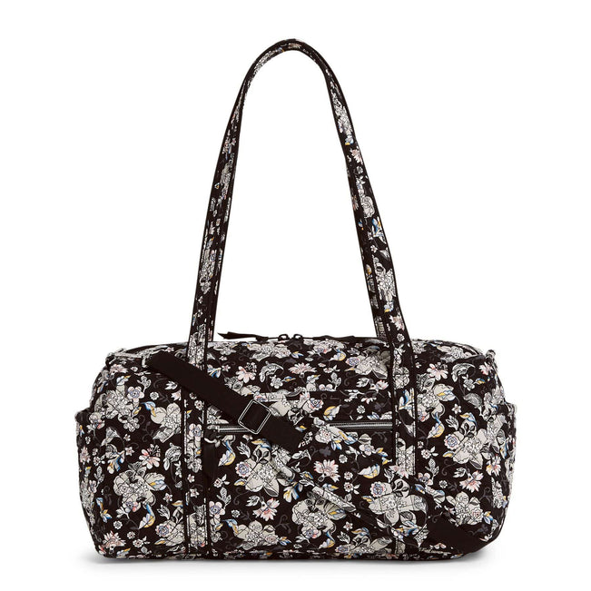 Small Travel Duffel Bag-Holland Garden-Image 1-Vera Bradley