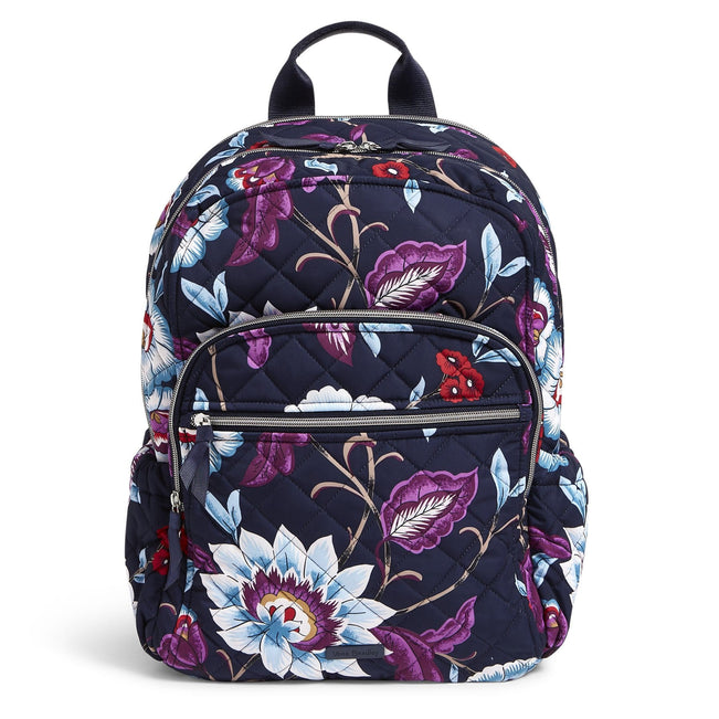 Campus Backpack-Mayfair in Bloom-Image 1-Vera Bradley