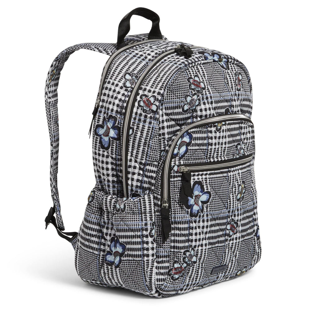 Campus Backpack-Bedford Plaid-Image 1-Vera Bradley
