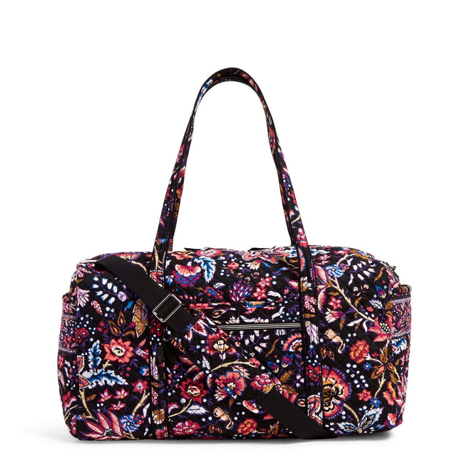 Large Travel Duffel Bag-Foxwood-Image 1-Vera Bradley