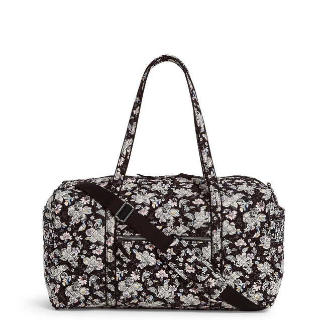 Large Travel Duffel Bag-Holland Garden-Image 1-Vera Bradley