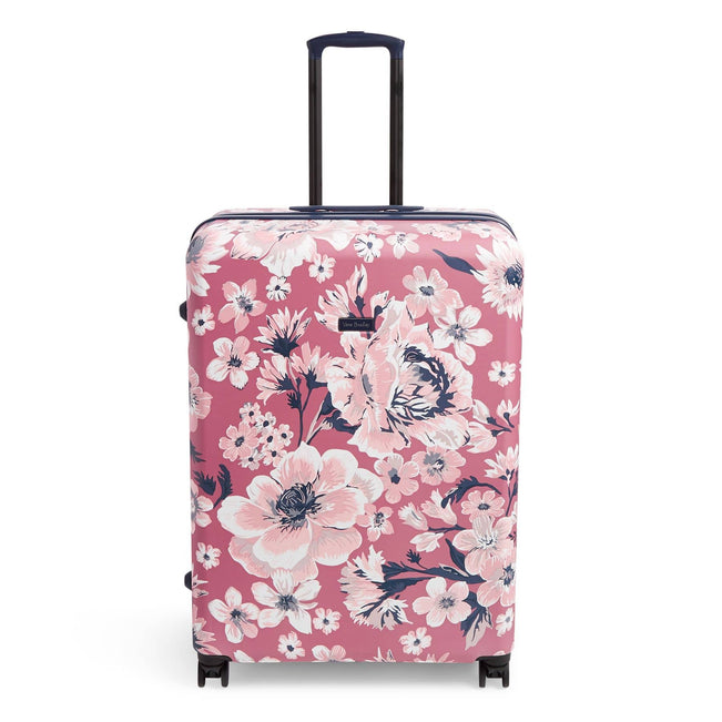 Hardside XL Spinner-Strawberry Grand Garden-Image 1-Vera Bradley