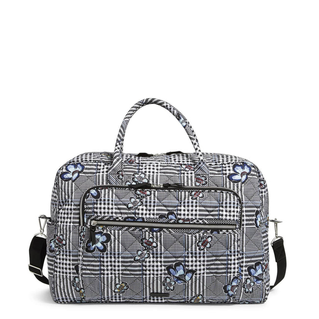 Grand Weekender Travel Bag-Bedford Plaid-Image 1-Vera Bradley
