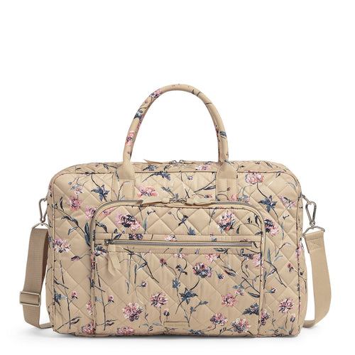 Lay Flat Weekender Travel Bag-Strawflowers-Image 1-Vera Bradley