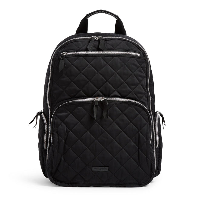 Commuter Backpack-Performance Twill Black-Image 1-Vera Bradley