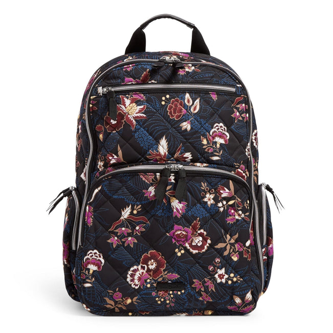 Commuter Backpack-Garden Dream-Image 1-Vera Bradley