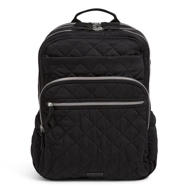 XL Campus Backpack-Performance Twill Black-Image 1-Vera Bradley