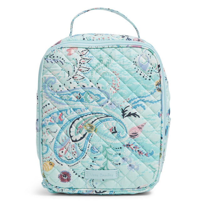 Lunch Bunch Bag-Paisley Wave-Image 1-Vera Bradley