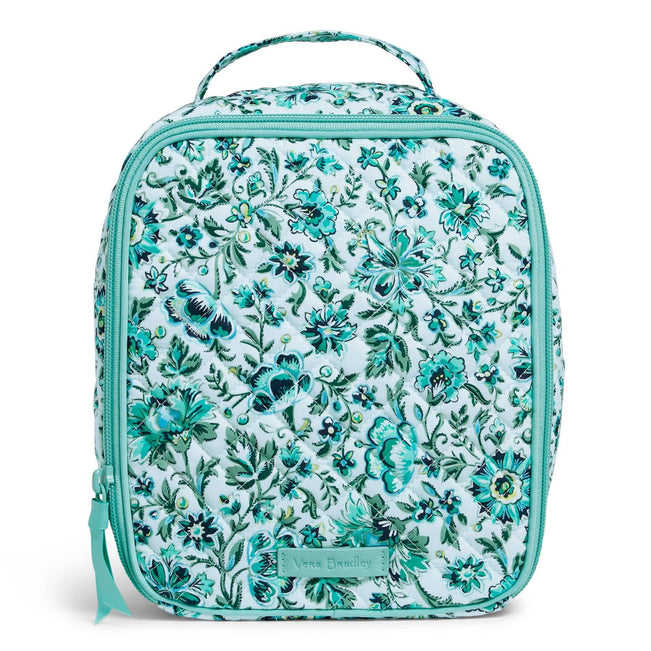 Lunch Bunch Bag-Cloud Vine-Image 1-Vera Bradley