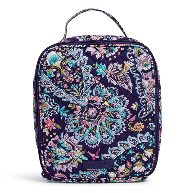 Lunch Bunch Bag-French Paisley-Image 1-Vera Bradley