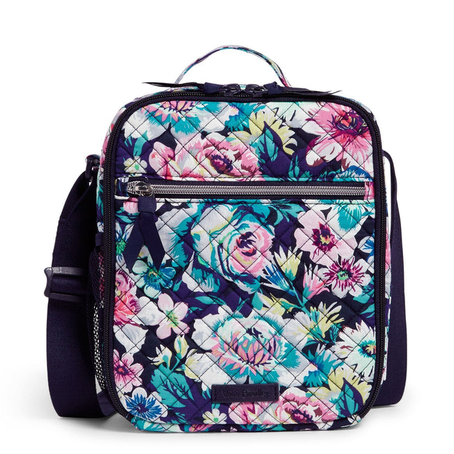 Deluxe Lunch Bunch Bag-Garden Grove-Image 1-Vera Bradley