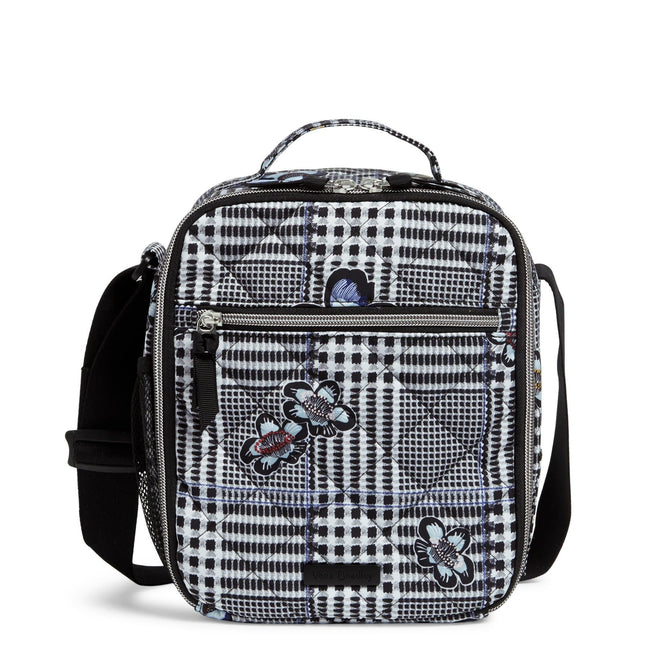 Deluxe Lunch Bunch Bag-Bedford Plaid-Image 1-Vera Bradley