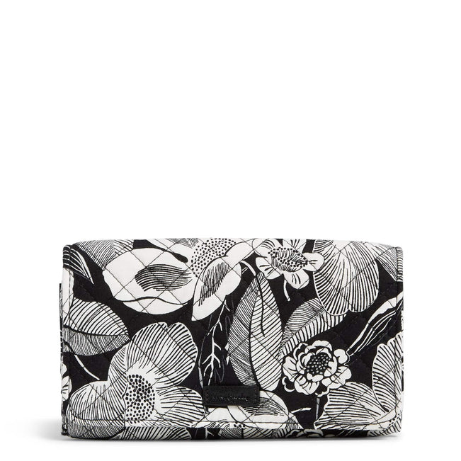 RFID Trifold Clutch Wallet-Bedford Blooms-Image 1-Vera Bradley