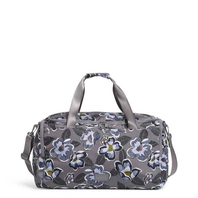 Travel Duffel Bag-Blooms Shower-Image 1-Vera Bradley
