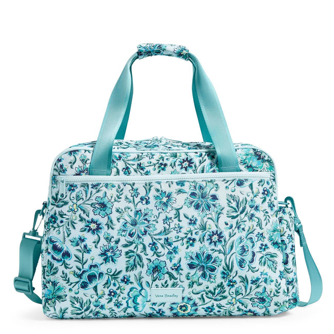 Weekender Travel Bag-Cloud Floral-Image 1-Vera Bradley